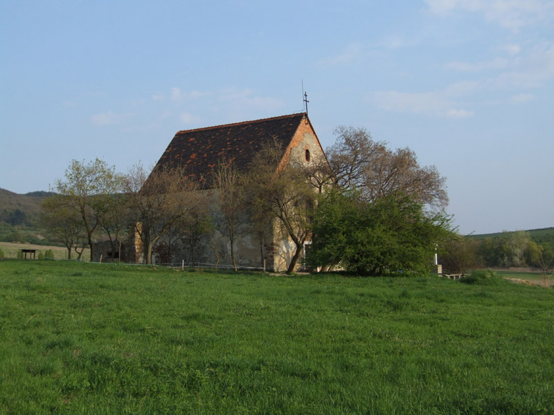Gercse chapel from XIII sec.